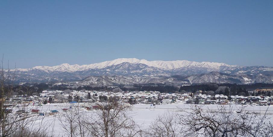 西会津町企業立地環境のご紹介イメージ